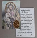 イタリア プラ箔押しカード RCC 148 8.3×5.5センチ 裏面英語祈り