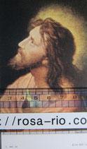 ご絵 ゲッセマネの祈り D 12×7㎝ 紙裏白