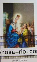 イタリア ご絵 聖家族 SACRA FAMIGLIA