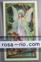 イタリア パウチご絵 守護の天使 11×7センチ