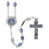 イタリア RG1007 ギレリグラス 母なるパール Ghirelli rosary mother-of-pearl Pater Noster beads