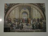 ヴァチカンポストカード ヴァチカン美術館Scuola di Atene245