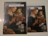 フィレンツェ ウフィッツィ美術館ポストカード