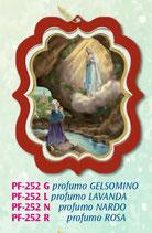 イタリア FB PFー252-L 香りシート ルルドご出現 ラベンダー