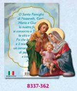 FB イタリア製 マグネット 聖家族 8337-362 6、5×6センチ