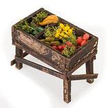 野菜テラコッタのナポリセットアクセサリースタンド