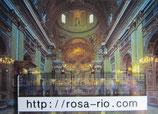 ポストカード ローマジェズ教会 ポストカード