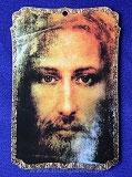 板絵 聖顔 6.5×9.5センチ