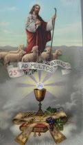 イタリア ご絵 Lippi 36  10×6センチ 紙裏白