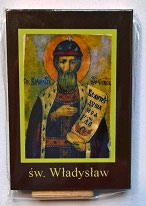 イコン 聖ヴワディスワフ