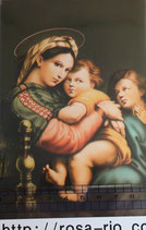 ポストカード15.4×10センチ フィデス G-13 聖母子