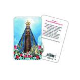 イタリア Art Ita メダイカード ポルトガル語 アパレシーダの聖母 6922