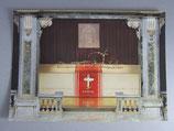 イタリア   トリノ 聖骸布 絵はがき