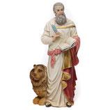 ご像 樹脂 福音使徒聖マルコ 20センチ Saint Marco Statue, 20 cm in resin