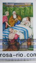 イタリア ご絵 聖母マリアの誕生 A NATITA DI MARIA VERGINE