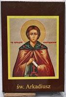 イコン 聖Arkadiusz