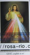 ご絵 いつくしみのイエス B イタリア祈りカード