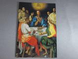 最後の晩餐 ポストカード ウフィッツィ美術館 Enpoli  大判