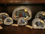 ベツレヘムの羊毛 聖家族 Lサイズ