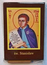 イコン 聖StanisławKostka