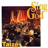 CD Taize Sing to God