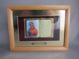 アルメニア 聖書額 19×14.2×3.2センチ ガラス
