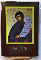 イコン 聖サラ