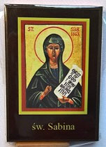 イコン 聖サヴァン 聖サビーナ