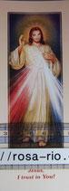 しおり いつくしみのイエス 英語3時の祈り
