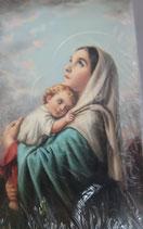 イタリア ご絵 RENI 1208 10×6センチ 紙裏白