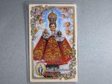 イタリア サントニーニョ 箔押しカード