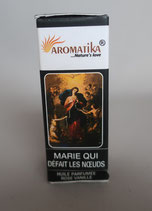 ネコポス不可 航空便不可  香油 祈りの為のオイル 結び目を解く聖母 10ml