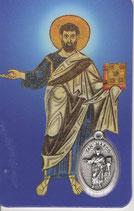 イタリア メダイカード 聖マルコ 6382