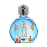 聖水ビン(聖水は入っていません) ガラスの聖なる水のボトル、ファティマの聖母