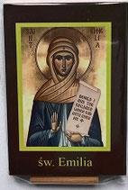 イコン 聖エミリア