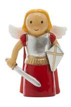 LDW 155256YX   Saint  Michael statue   聖ミカエル 8センチ