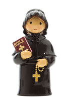 LDW Saint Elizabeth Ann Seton statue 175542YX  聖エリザベスアンセトン