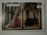 フィレンツェ サンマルコ美術館受胎告知カード