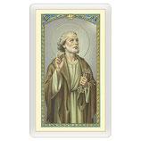 パウチカード イタリア 2400Santino San Pietro Apostolo Novena a San Pietro ITA 10x5