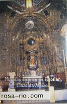 生写真 オコトランの聖母 生写真 B 縦祭壇遠