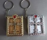 ホルダー式 ミニ聖書 キーホルダー Pスペイン