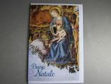イタリア製 クリスマスカード 定型 聖家族 C1623