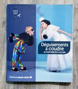 NEUF - Livre Déguisements à coudre, 24 costumes