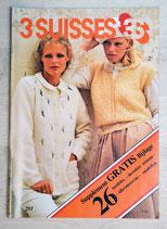 Magazine tricot 3 Suisses - 26 modèles dernière minutes