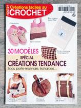 Magazine Créations faciles au crochet - Spécial créations