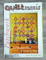 Magazine Quiltmania n°46