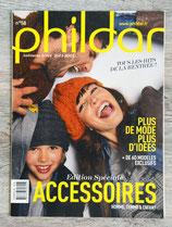 Magazine Phildar n°058 - Spécial accessoires