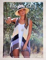 Magazine tricot Bouton d'Or 94 - Printemps-été 2010