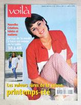 Magazine couture Voilà 6