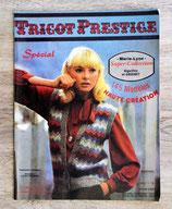 Magazine Tricot Prestige - N° relié spécial (Vintage)